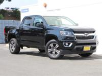 Only 24,613 Miles!!! 2015 Chevrolet Colorado Crew