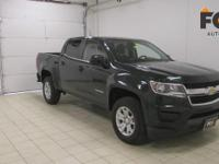 This 2015 Chevrolet Colorado 2WD LT is offered to you