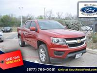 Come see this 2015 Chevrolet Colorado 2WD LT. Its