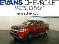 GM Certified!! LT Package!! Crew Cab!! Six Cylinder!!
