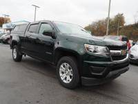 2015 Chevrolet Colorado LT New Price! CARFAX One-Owner.