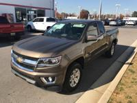 Check out this gently-used 2015 Chevrolet Colorado we