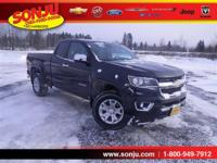 This 2015 Chevrolet Colorado LT has less than 30k