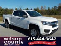 2015 Chevrolet Colorado Work Truck 3.6L V6 DGI DOHC VVT