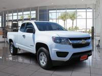 PREMIUM & KEY FEATURES ON THIS 2015 Chevrolet Colorado