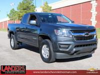 Colorado Work Truck, 3.6L V6 DGI DOHC VVT, 6-Speed