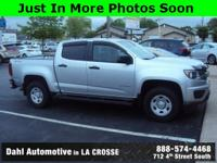 Recent Arrival! 2015 Chevrolet Colorado Work Truck