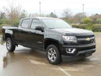 This Chevrolet Colorado is Certified Preowned! Value