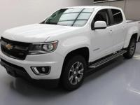 2015 Chevrolet Colorado with Z71 Off Road Package,3.6L