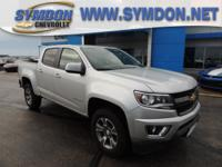 Options:  2015 Chevrolet Colorado Z71|4X4 Z71 4Dr Crew
