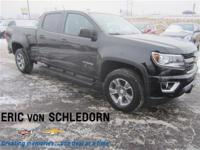 Z71 CREW CAB 4X4 WITH NAVIGATION SYSTEM AND BOSE