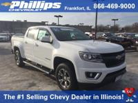 GM Certified and 4WD. Crew Cab! Wow! Z71! Your quest