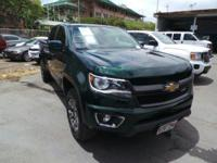 Come see this 2015 Chevrolet Colorado 4WD Z71. Its
