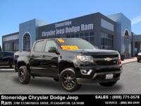 Options:  2015 Chevrolet Colorado Crew Cab Crew Cab Z71