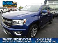 Look at this 2015 Chevrolet Colorado 4WD Z71. Its
