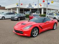 This outstanding example of a 2015 Chevrolet Corvette