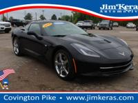 This Certified Pre-Owned 2015 Chevrolet Corvette 1LT