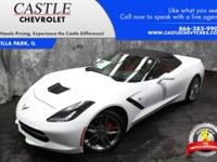 POWER, PERFORMANCE AND STYLE!!! CASTLE HAS IT!!! This