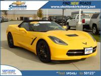 Options:  2015 Chevrolet Corvette Stingray Z51|Stingray