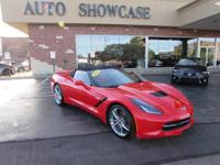 Z51 PERFORMANCE SUSPENSION, FULL POWER CONVERTIBLE TOP,