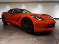 This 2015 Chevrolet Corvette Stingray Z51 is featured