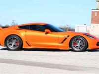 OPTIONS: Year : 2015 Make : Chevrolet Model : Corvette