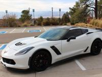 2015 Chevrolet Corvette Z06 Coupe 2-Door. She is