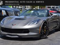 This 2015 Chevrolet Corvette 2dr 2dr Z06 Convertible