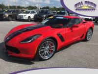 One adult owner, new Corvette trade-in!! This 2015 Z06