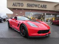 Z07 PERFORMANCE PACKAGE, LEATHER COMPETITION SEATS,