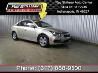 FUEL EFFICIENT 38 MPG Hwy/26 MPG City! Ray Skillman