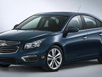 2015 Chevrolet Cruze. All smiles!! You won't find a