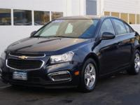 The Chevy Cruze is without a doubt, our best seller and
