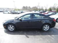 Check out this 2015 Chevrolet Cruze LT. Its Automatic