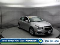 Drive this fine 2015 Chevrolet Cruze 1LT Auto home