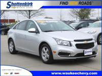 Options:  2015 Chevrolet Cruze 1Lt Auto|1Lt Auto 4Dr
