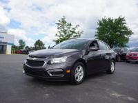 Chevrolet Certified, Extra Clean, LOW MILES - 23,823!