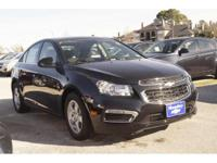 This 2015 Chevrolet Cruze 1LT is proudly offered by