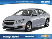 Munday Chevrolet is honored to present a wonderful