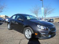 This dk. gray 2015 Chevrolet Cruze 1LT Auto might be