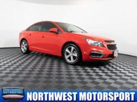 Two Owner Clean Carfax Sedan With Bluetooth!  Options: