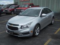 Options:  2015 Chevrolet Cruze 2Lt Auto||24000