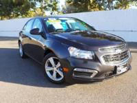 Options:  2015 Chevrolet Cruze 2Lt|Air Conditioning|Am