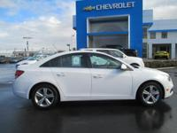 Options:  2015 Chevrolet Cruze Lt|Lt|4Dr Sdn Auto