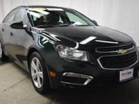 Check out this gently-used 2015 Chevrolet Cruze we