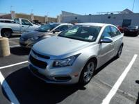 We are excited to offer this 2015 Chevrolet Cruze. Your