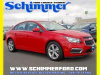 Used 2015 Chevrolet Cruze 2LT Auto FWD in stock at