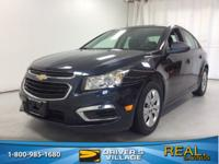 Blue Ray Metallic 2015 Chevrolet Cruze LS FWD 6-Speed