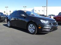 Look at this 2015 Chevrolet Cruze LS. Its Automatic