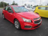 BLUETOOTH, MP3 Player, KEYLESS ENTRY, 35 MPG Highway,